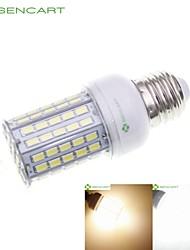 10W E14 / GU10 / E26/E27 / B22 / E26 LED лампы типа Корн Утапливаемое крепление 102 SMD 5630 900-1200 lm Тёплый белый / Холодный белый