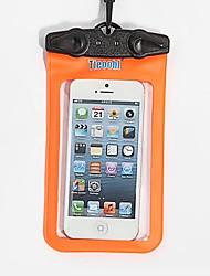 Droge Dozen / Droge tassen Mobiele Telefoon / Waterbestendig Duiken & Snorkelen Groen / Zwart PVC-Tteoobl