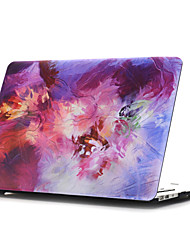 concha plana dibujo ~ estilo de color 10 para MacBook Air 11 '' / 13 ''