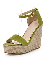 Women's Shoes  Wedge Heel Wedges / Heels / Platform / Creepers Sandals Party & Evening / Dress /