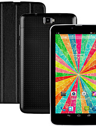 THTF 732B 7 pulgadas 2.4GHz Android 4.4 Tableta ( Dual Core 1024*600 512MB + 8GB N/C )