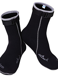 Water Shoes/Water Booties & Socks 3mm Protective Thermal / Warm Anti Slip Diving / Snorkeling Surfing Neoprene