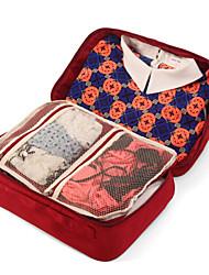 Packing OrganizerForTravel Storage Fabric Grey / Blue / Green 32*20*9cm