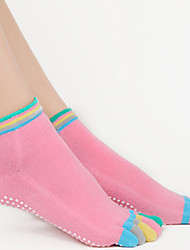 1 Pair Women's Cotton Socks Casual Socks High Quality for Running/Yoga/Fitness/Football/Golf