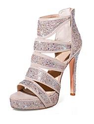 Women's Shoes Platform / Slingback / Gladiator / Comfort / Novelty / Ankle Strap / Round Toe /
