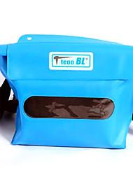 Сухие боксы / Водонепроницаемые сумки Взрослый / Унисекс Защита от влаги Подводное плавание и снорклингКрасный / Оранжевый / Зеленый /