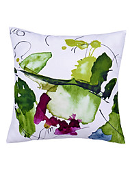 Polyester Coussin avec rembourrage,Floral Casual