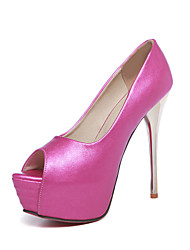 Women's Shoes Stiletto Heel Peep Toe Pumps Shoes More Colors available