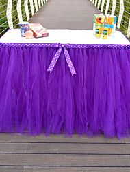 Polyester Table Center Pieces-1 Piece/Set Table Runners