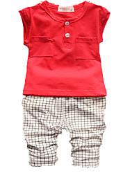 Ensemble de Vêtements Boy Eté Coton