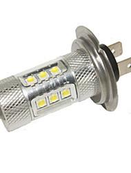 Siena perla 12v 15w auto geleid mistlamp auto LED koplampen h7 led wit kleur