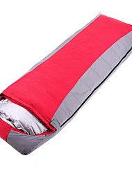 1800g Down Nylon Lining Single Rectangular Bag for Camping and Hiking