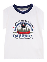 Boy's Cotton Tee,Summer