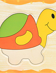 Children's Educational Interest Trumpeter Catch Wooden Jigsaw