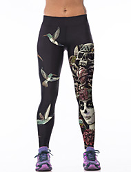 Running Pants/Trousers/Overtrousers / Bottoms Women's Breathable / Quick Dry / High Breathability (>15,001g) / Compression / Stretch