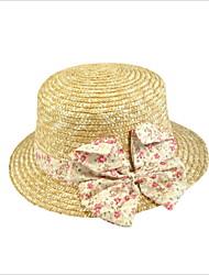 2016 Korea Floral Bow Hat