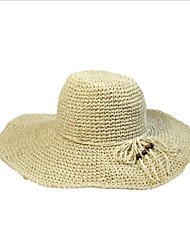 Europe Shading Beach Hat Knit