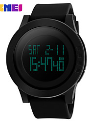 Sports Watch Men's / Ladies' / Unisex LCD / Calendar / Water Resistant / Noctilucent Digital Digital