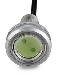 2 X 1.5W Cob Led High Power Eagle Eye Rear Back Up Reverse Tail Light Lamp Bulb