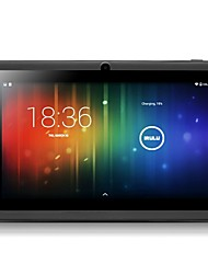 iRulu 7 pulgadas Android 4.2 Tableta (Dual Core 800*480 512MB + 16GB)