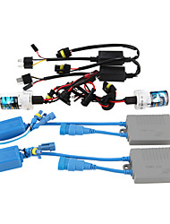 12V55W HID Ballast Bulb Headlight Conversion Kit H1 3000K 4300K 5000K 6000K 8000K
