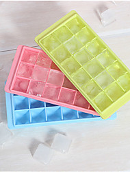 Plastic Ice Mould Creative Diamond Ice Box Mold Ice Tray (Random Color)