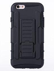 cinto outdoor caso capa protetora para o iphone 6s 6 / iphone