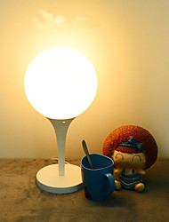 Fashion IKEA Bedroom Bedside Glass Desk Lamp