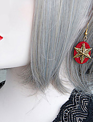 Punk Faction Cosplay Lolita Canvas Earrings