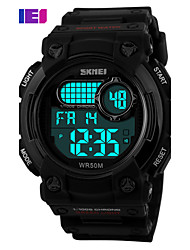 Sports Watch Kids' / Unisex LCD / Calendar / Chronograph / Water Resistant / Sport Watch Digital Digital