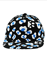 2016 European And American Leopard Color Baseball Cap
