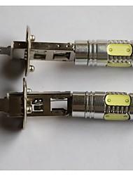 h8 / 9005/9006 / t20 / 1156 / 1157ect. tour lumière 3cob-7.5W voiture queue feu stop brouillard feu de recul lampe marqueur de côté de la