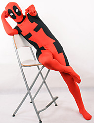 Children Deadpool Kid As Picture Lycra Cosplay Costumes