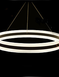 NEW Modern Simple Style LED Pendant Light For Indoor Decoration Lamp 80W CE RoHS Approve
