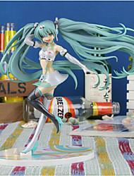 Vocaloid Hatsune Miku PVC One Size Anime Action Figures Model Toys 1pc 25cm