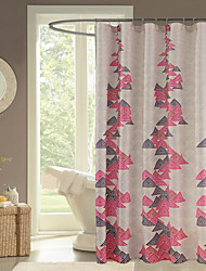 Modern Geometric Rectangle Shower Curtains 71x72inch,71x79inch