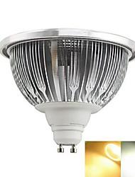 10W GU10 / G53 / E26/E27 Projecteurs LED AR111 1 COB 1000 lm Blanc Chaud / Blanc Froid Décorative AC 85-265 V 1 pièce