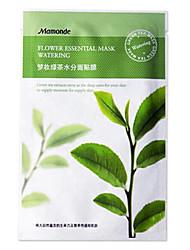 Máscara Molhado Tecido Humidade / Branqueamento / Brightening Rosto Korea Mamonde