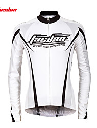 TASDAN Cycling Tops / Jerseys Women's Bike Breathable / Ultraviolet Resistant / Quick Dry / Sweat-wicking Long Sleeve Stretchy100%