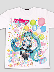 Inspired by Hatsune Miku Cosplay Costumes  T-shirt