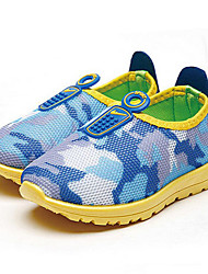 Unisex Light Weight Running Sneakers Outdoor / Work & Duty / Athletic / Casual Comfort Tulle Fashion Sneakers
