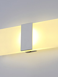 LED / Stile Mini / Lampadina inclusa Lampade a candela da parete,Moderno/contemporaneo LED integrato Metallo