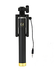 Wired Selfie Stick Monopod Universal for iOS Android iPhone Samsung Huawei Xiaomi and Other Smartphones