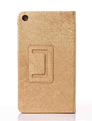 """para Lenovo 7 """"guia 2 capa a7-20f caso de couro suporte inteligente cobertura para guia Lenovo 2 a7-20f 7"""" caso da tampa tablet"""