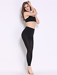 Women's Solid Black Skinny Pants,Casual / Day