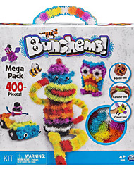 Bunchems Accessories to Build Mega Pack Animals Accessory Spot Best Block Toy Sets DIY toy