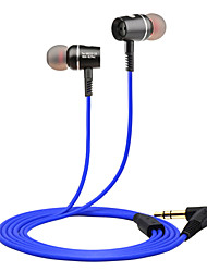 3.5mm bedraad oordopjes (in het oor) voor media player / tablet | mobiele telefoon | computer