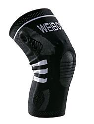 Kniebandage Sport unterstützenVideokompression / Schwingungsdämpfung / Lindert Schmerzen / Passend für linke oder rechte Knie /