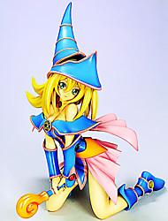 Yu-Gi-Oh Dark Magician Girl 18CM Anime Action Figures Model Toys Doll Toy