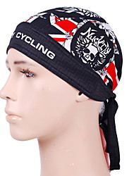 Cycling Cap Bandana/Hats/Headsweats BikeBreathable / Quick Dry / Windproof / Anatomic Design / Ultraviolet Resistant / Moisture